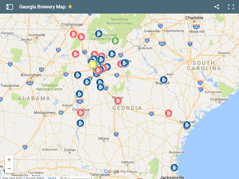 Craft Beer Atlanta Ga