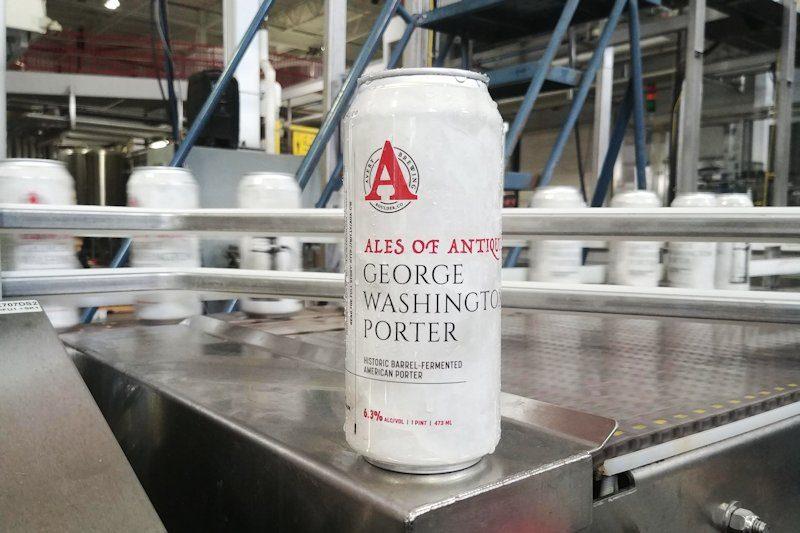 Avery George Washington Porter Ales of Antiquity
