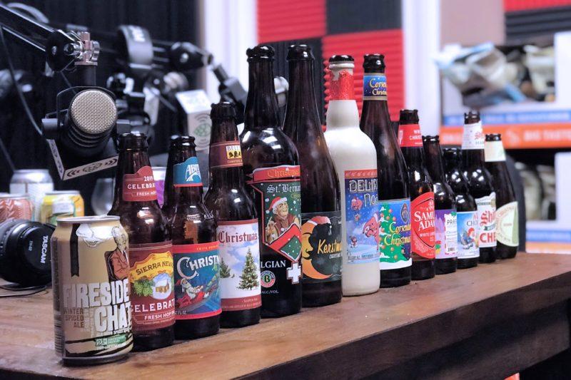 12 Beers of Christmas - Christmas Beers