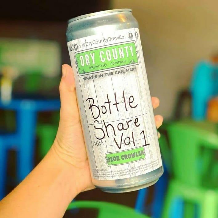 Bottleshare Collaboration Beer Vol 1