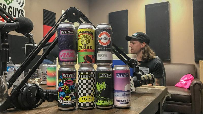 Sceptre Brewing Arts beers