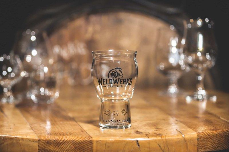 WeldWerks Brewing Glassware