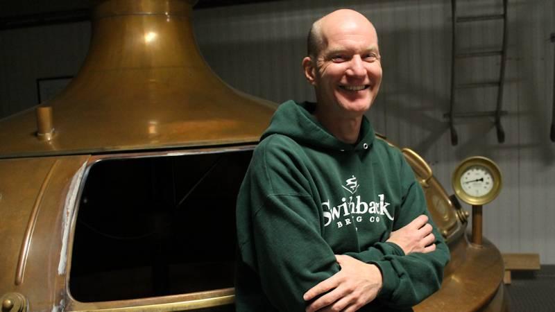 Bill Cherry Switchback Brewing